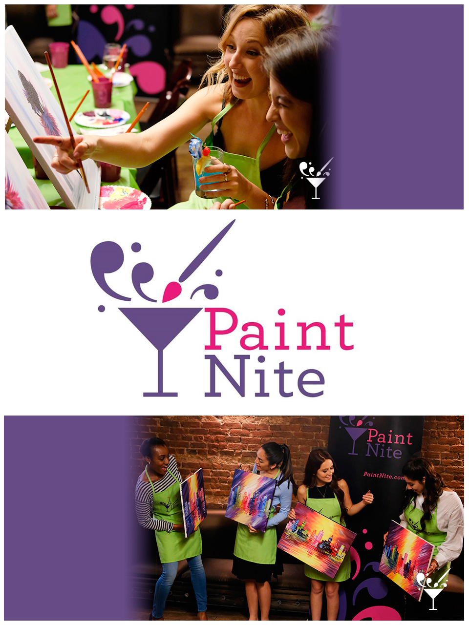Paint nite discount coupons