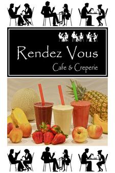 Buy One 16oz Smoothie at Rendezvous Cafe on Main St. in Hyannis, Get One FREE