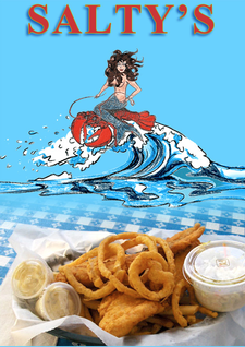 Get $40 to spend at Salty's in West Yarmouth for just $20