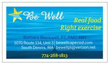 Be Well in South Dennis is offering 50% OFF A Functional Nutrition Consult
