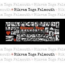 63% OFF 3-class card at Bikram Yoga Falmouth