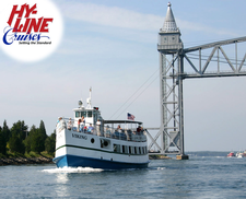 Enjoy a Great Discount on a 10AM 3-Hour Cape Cod Canal Cruise with Hy-Line Cruises