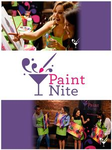 44% OFF Admission to a Paint Party with Paint Nite
