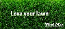 Weed Man Lawn Care of Cape Cod is offering a Half Price Get Your Lawn Back on Track Package