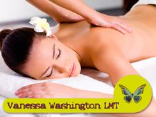 Vanessa Washington LMT is offering 44% OFF a 60 minute Swedish Mobile Massage in the Comfort of your Own Home