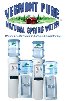 70% OFF a Hot/Cold Water Cooler Rental from Vermont Pure Natural Spring Water in Sandwich