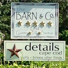 the BARN & Co. on Route 6A in Dennis is offering $30 to spend, for only $15