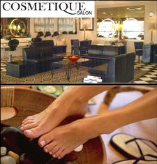 Buy One Pedicure, Get One FREE with Wendi K at Cosmetique Salon in Hyannis