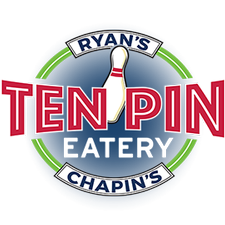 Enjoy 20% off at Ten Pin Eatery in the Cape Cod Mall