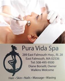Pura Vida Spa in East Falmouth is offering 40% OFF a Clinical Microdermabrasion