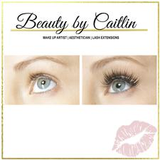 Beauty by Caitlin in Osterville is offering 40% off Classic Set of Lash Extensions