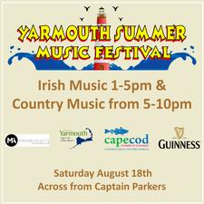 Buy One, Get One FREE: Yarmouth Summer Music Festival - Saturday August 18th - Old Yarmouth Drive In Rt 28