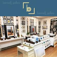 Bennett Gallery on Main Street-Hyannis: $50 towards Custom Framing and Gallery purchases, for only $25