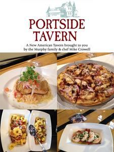 PORTSIDE TAVERN on North Street in Hyannis is offering $30 towards food, for only $15 - VALID SUNDAY-THURSDAY ONLY