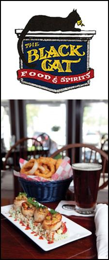 $25 towards food at The Black Cat Tavern on Ocean Street in Hyannis, for only $12.50