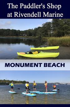 Buy One, Get One FREE on a Two(2) Hour Standup Paddleboard(SUP) or Kayak Rental from The Paddler's Shop at Rivendell Marine in Monument Beach