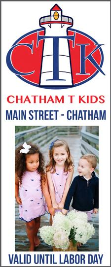 Chatham T Kids on Main Street-Chatham: $50 to spend, for only $25