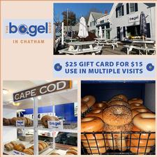 The Bagel Shop in Chatham: $25 Gift Card for only $15