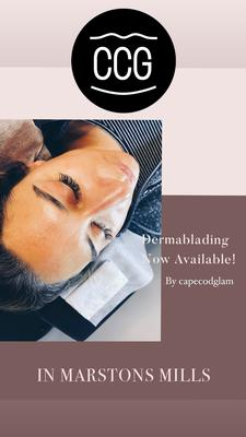 Capecodglam in Marstons Mills is offering 26% OFF a 45-minute Dermablading Facial