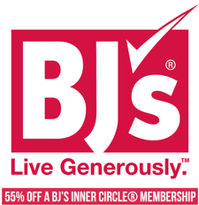 BJ's Wholesale Club is offering 55% OFF a BJ's INNER CIRCLE© Membership
