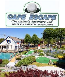 Half Price Round of Mini-Golf at Cape Escape at the Orleans Rotary
