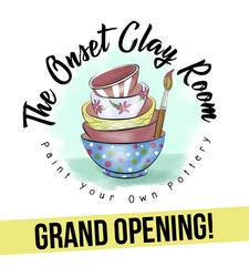 GRAND OPENING : The Clay Room in Onset is offering $40 towards Paint your Own Pottery, for only $20