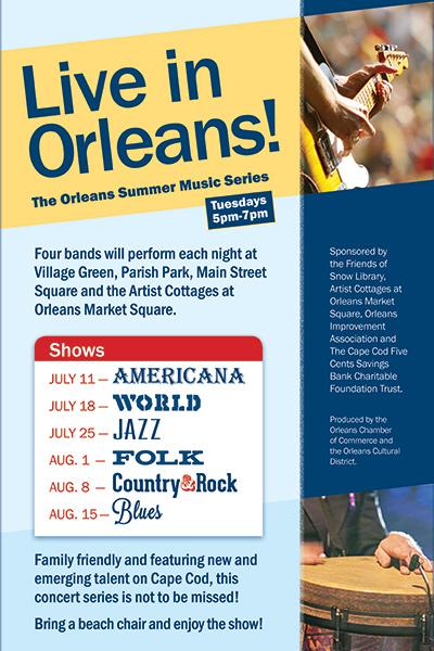Live in Orleans - Week 1