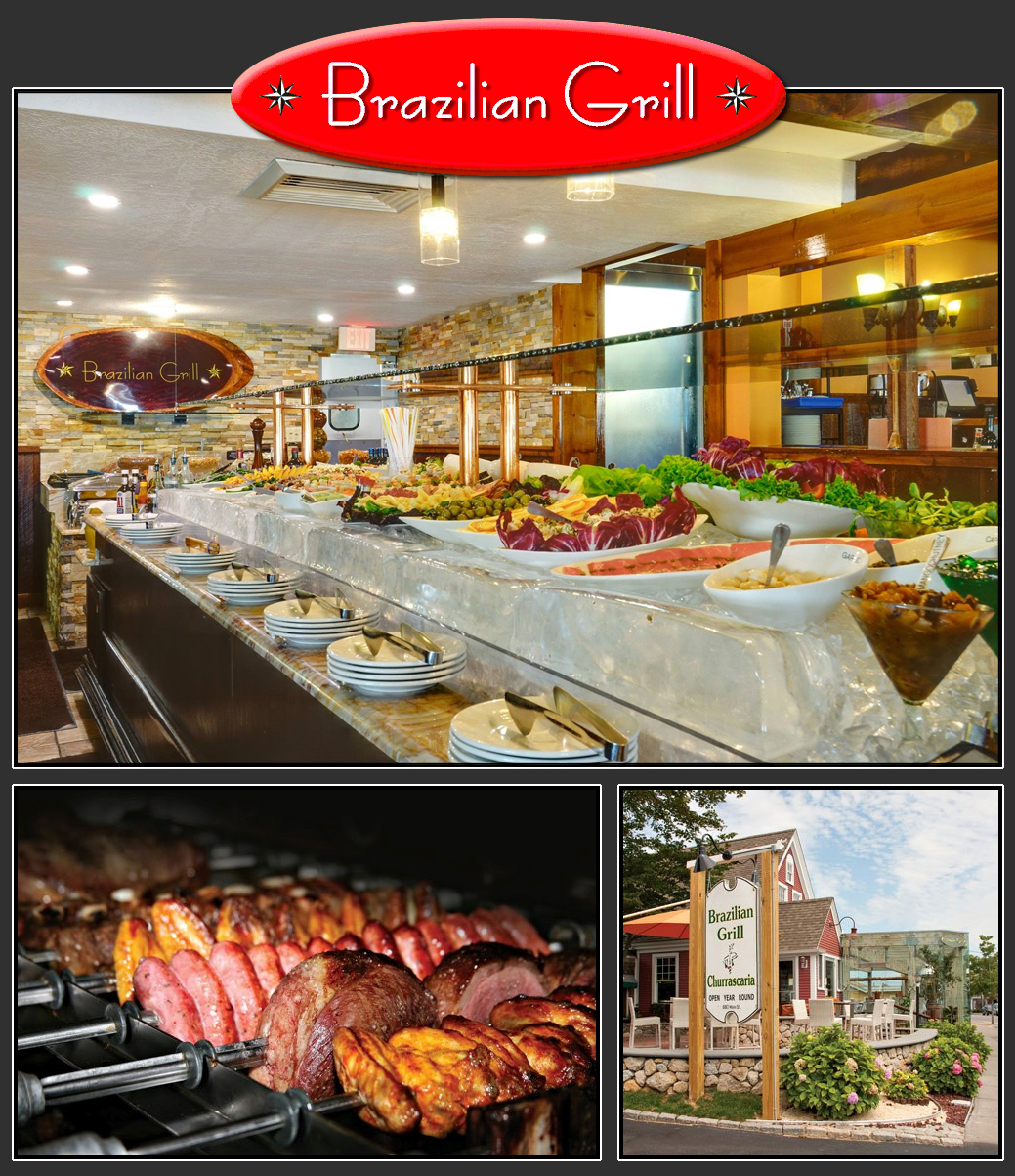 brazilian grill hyannis 30 towards food for only 15