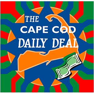 Cape Cod's ORIGINAL and LOCAL Daily Deals